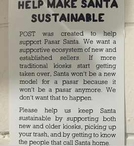 dari @PostSanta